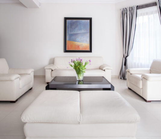 Unika gardiner med stil till hemmet